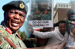 Nguyên nhân binh biến tại Zimbabew và cuộc diễu hành đòi Tổng thống từ chức