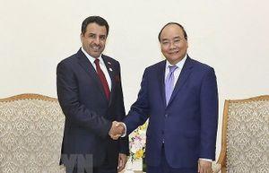 Thúc đẩy mạnh mẽ, hiệu quả quan hệ hợp tác giữa Việt Nam và UAE