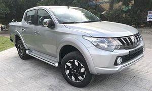 Chi tiết bán tải Mitsubishi Triton 2018 giá rẻ về Việt Nam
