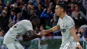 Giữa nghi án hiếp dâm bao vây, Ronaldo vẫn ghi bàn cho Juventus