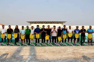 Cúp Huda 2018 đã trở lại tỉnh Thanh Hóa