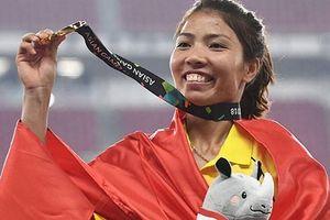 Cô gái vàng Bùi Thị Thu Thảo được vinh danh công dân Thủ đô ưu tú