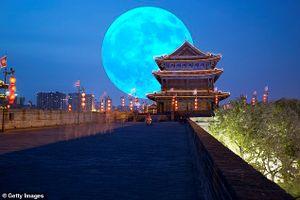 Trung Quốc sử dụng 'mặt trăng nhân tạo' thay đèn đường vào năm 2020