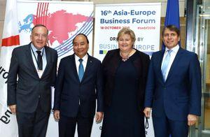 EVFTA là bước đột phá cho kết nối thương mại - đầu tư giữa Việt Nam và Liên minh châu Âu