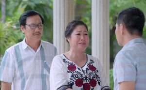Gạo nếp gạo tẻ tập 73: Bà Mai xót xa khi Kiệt thông báo ly hôn