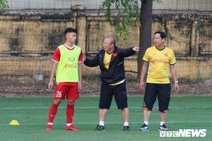 Thầy Park tiết lộ người thay Văn Thanh, xác định 80% đội hình dự AFF Cup