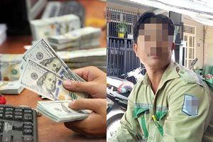 Người bán 100 USD ở Cần Thơ trần tình việc xin miễn nộp phạt