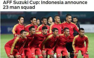Indonesia công bố danh sách 23 cầu thủ dự AFF Cup 2018: Bất ngờ lão tướng nhập tịch