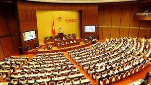 Đại biểu Quốc hội tranh luận về con số làm 'dậy sóng' trong lực lượng công an