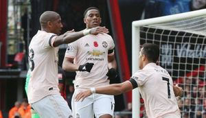 De Gea, Martial làm loạn ở MU, Man City sắm tiền vệ mới