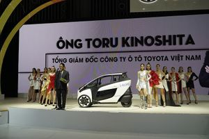 Toyota và những dấu ấn đặc biệt tại triển lãm ôtô Việt Nam 2018