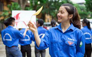 Tất tần tật thông tin và ảnh đời thường cực xinh của Hoa khôi ĐH Dược - Nữ sinh tình nguyện có nụ cười tỏa nắng