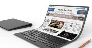 Laptop có thể gập đôi chuẩn bị được Samsung trình làng