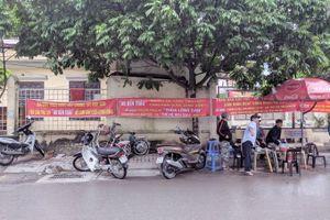Yêu cầu tạm dừng cải tạo bãi đỗ xe chưa hợp lòng dân