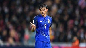 Tuyển Thái Lan trút mưa bàn thắng ở trận mở màn AFF Cup