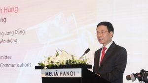 'Việt Nam sẽ là một trong những nước triển khai 5G đầu tiên thế giới'