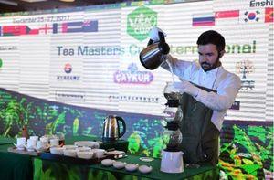 Cuộc thi nghệ nhân trà thế giới 2018