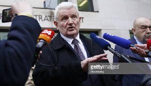 Cuộc đào tẩu bất thành của tỷ phú số 1 Croatia