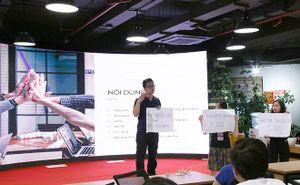 Sát cánh cùng cộng đồng khởi nghiệp Việt