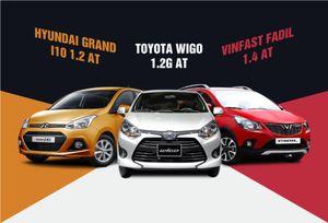 VinFast Fadil có gì cạnh tranh Toyota Wigo, Hyundai Grand i10?