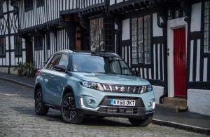 Suzuki Vitara 2019 mở bán tại Anh quốc, giá từ 508 triệu đồng