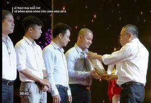 Báo Pháp luật & Xã hội đạt giải Ba – Giải báo chí về 'Đồng bằng sông Cửu Long'