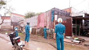 TPHCM: Các bệnh viện sẵn sàng ứng phó với bão số 9