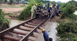 Ninh Thuận sơ tán khẩn cấp 39.000 người vì lũ