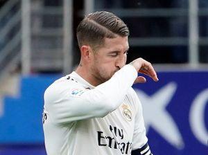 Real Madrid thua sốc, Barcelona và Atletico chia điểm kịch tính