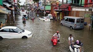 Sớm có giải pháp chống úng ngập bền vững tại TP Hồ Chí Minh
