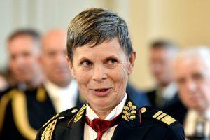 Nước NATO đầu tiên có nữ Tổng tham mưu trưởng