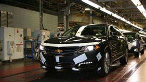 General Motors đóng cửa hàng loạt nhà máy