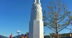 Gia Lai: Khánh thành Tượng phật Quan Thế Âm tại khu du lịch Biển Hồ