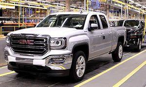 Tập đoàn ôtô GM đóng cửa hàng loạt nhà máy