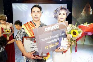 Tôn vinh những nhà tạo mẫu tóc Việt