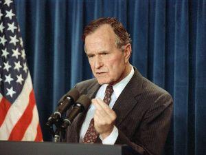 Tổng thống thứ 41 của nước Mỹ