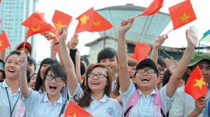 Người Việt trẻ khá tiếng Anh nhưng nghèo cảm xúc so với châu Á