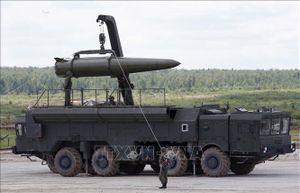 Mỹ im lặng trước đề xuất của Nga đối thoại về INF