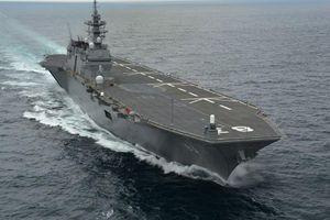 Nhật Bản xem xét đưa chiến hạm tham dự duyệt binh hạm đội quốc tế hải quân Trung Quốc