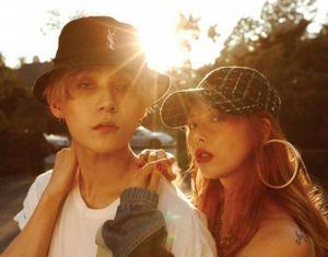Nhan sắc nóng bỏng HyunA trước khi theo style khó hiểu giống bạn trai
