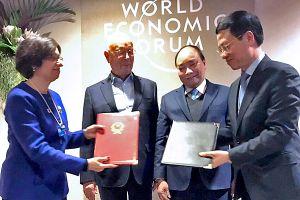Việt Nam và WEF ký thỏa thuận hợp tác về CMCN 4.0
