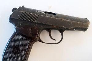 Kiểm tra nhà trọ, cảnh sát phát hiện 9X tàng trữ súng K59