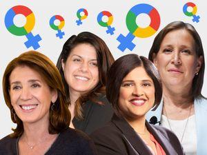 10 phụ nữ quyền lực tại Google