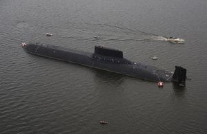 'Quái vật' Akula, vũ khí đáng sợ của Nga