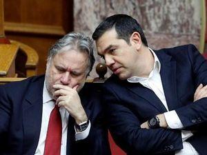 Thủ tướng Hy Lạp Alexis Tsipras bổ nhiệm ngoại trưởng, 4 thứ trưởng