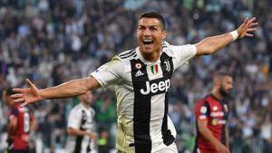 'Cristiano Ronaldo là người ngoài hành tinh'