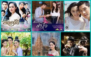 12 bộ phim truyền hình hàng đầu Thái Lan có tỷ suất người xem cao nhất trong thời kỳ kỹ thuật số