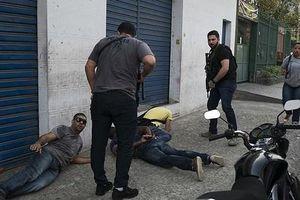 Cuộc chiến chống bạo lực chưa có hồi kết ở Brazil
