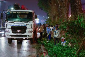 Khẩn trương hoàn thiện trang trí, vệ sinh đường phố trước Hội nghị Thượng đỉnh Mỹ - Triều Tiên