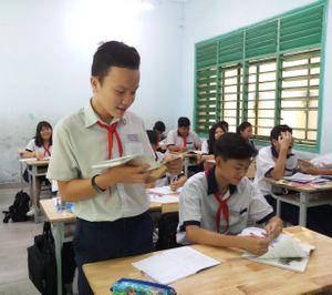 TPHCM: Ôn tập tốt trước kỳ thi tuyển sinh lớp 10